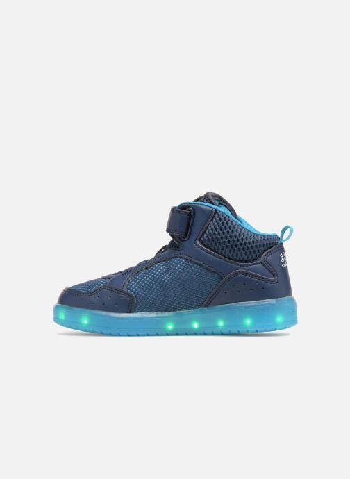 Sneakers Geox J Kommodor B.C J825Pc Blauw voorkant
