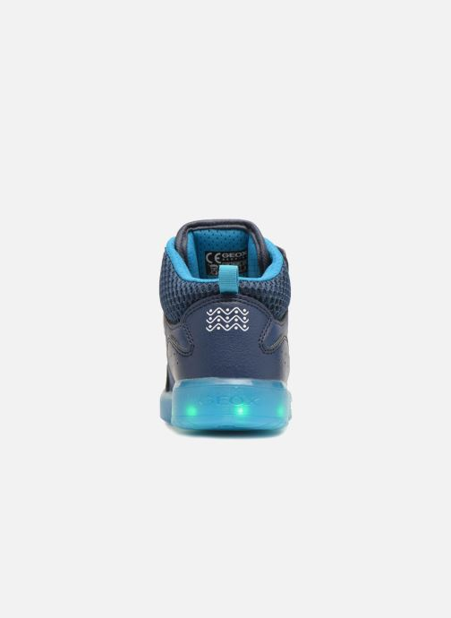 Sneakers Geox J Kommodor B.C J825Pc Blauw rechts