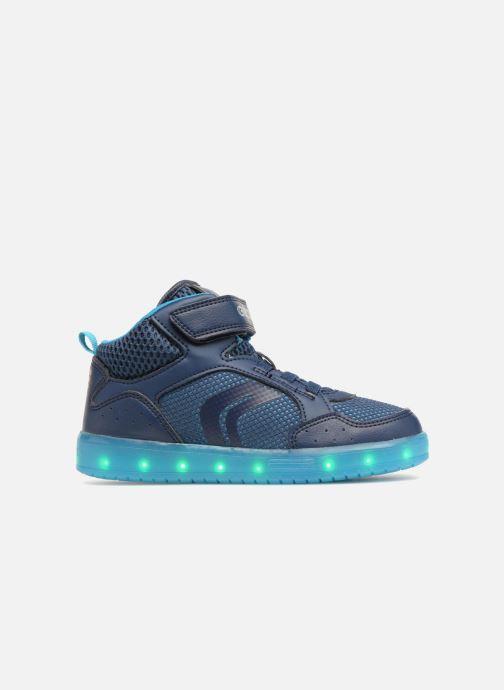 Sneakers Geox J Kommodor B.C J825Pc Blauw achterkant