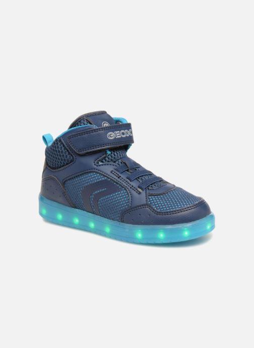 Sneakers Geox J Kommodor B.C J825Pc Blauw detail