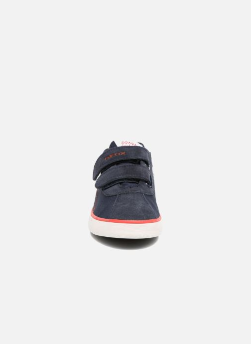 Sneakers Geox J Kilwi B. I J82A7I Blå se skoene på