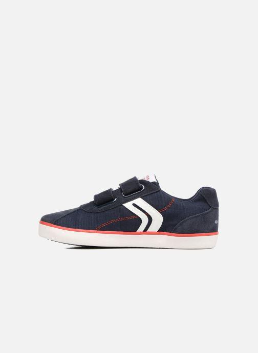Sneakers Geox J Kilwi B. I J82A7I Blå se forfra
