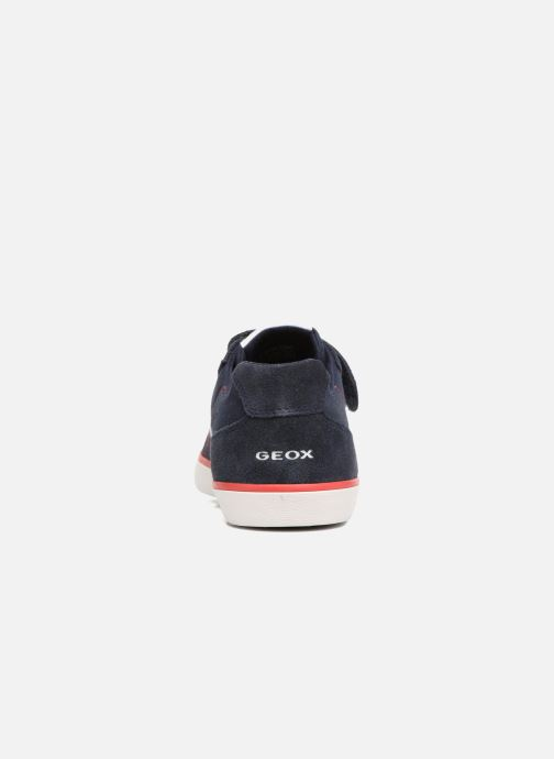 Sneakers Geox J Kilwi B. I J82A7I Blå Se fra højre