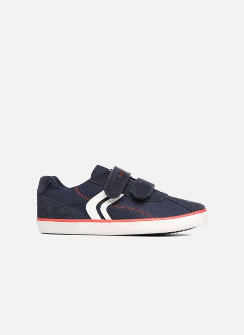 Sneakers Geox J Kilwi B. I J82A7I Blå se bagfra