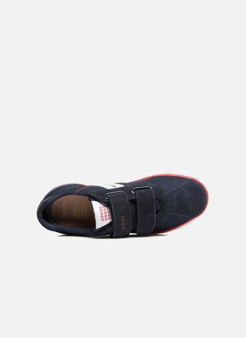 Sneakers Geox J Kilwi B. I J82A7I Blå se fra venstre