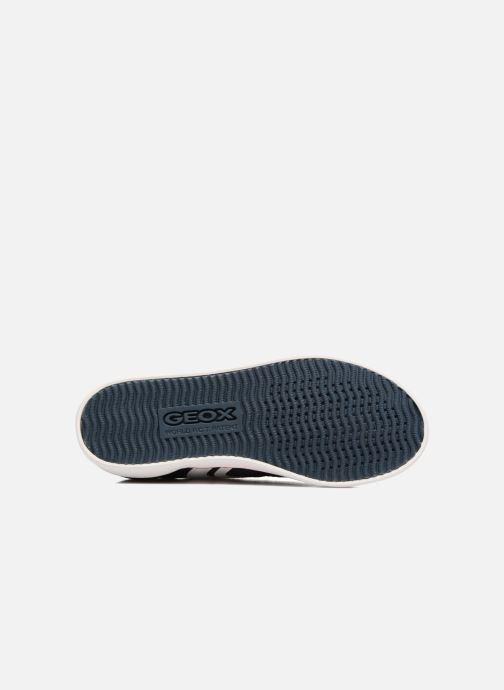 Sneakers Geox J Kilwi B. I J82A7I Blå se foroven