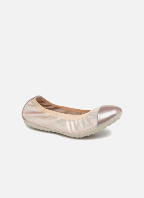 Ballerina's Geox J Piuma Bal A  J82B0A Beige detail