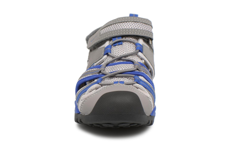 Sandals Geox J Borealis B. C J720RC Grey model view