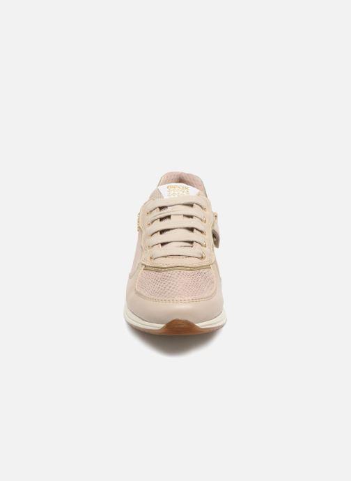 Sneakers Geox J Jensea G. D  J826FD Beige model