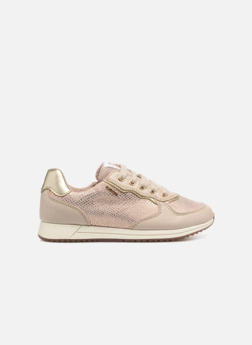 Sneakers Geox J Jensea G. D  J826FD Beige achterkant