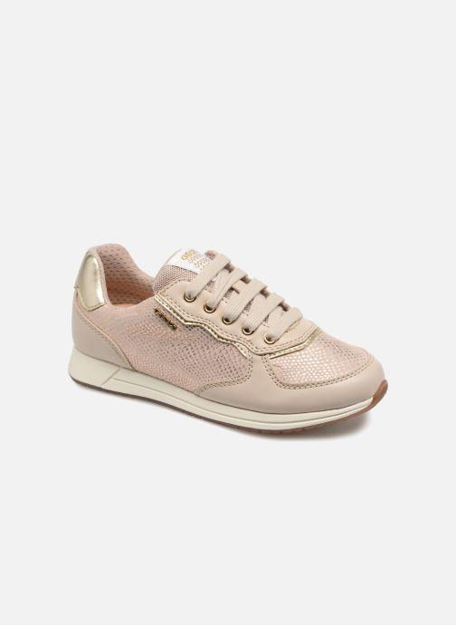 Sneakers Geox J Jensea G. D  J826FD Beige detail