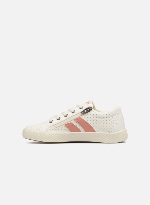 Sneakers Palladium Plflame Low S K Bianco immagine frontale