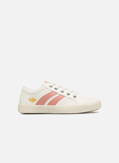 Sneakers Palladium Plflame Low S K Bianco immagine posteriore