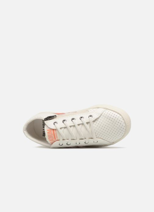 Sneakers Palladium Plflame Low S K Bianco immagine sinistra