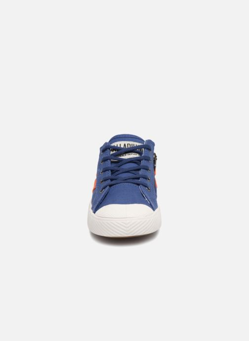 Sneakers Palladium Pallaflame Low Cvs K Blauw model