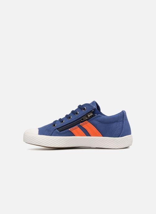 Sneakers Palladium Pallaflame Low Cvs K Blauw voorkant