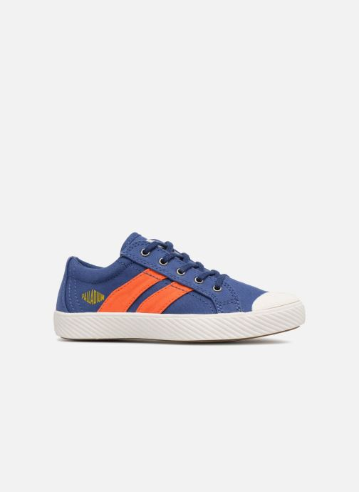 Sneakers Palladium Pallaflame Low Cvs K Blauw achterkant