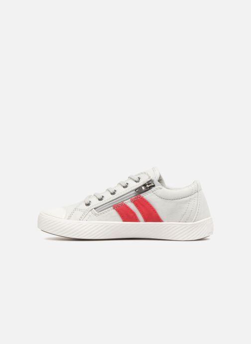 Sneakers Palladium Pallaflame Low Cvs K Bianco immagine frontale