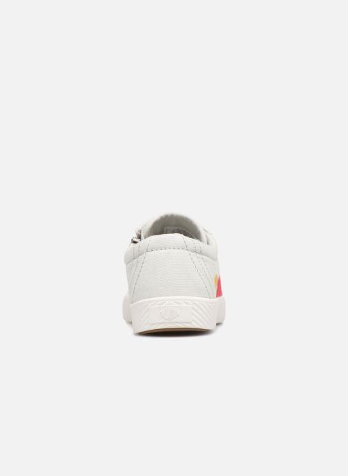 Sneakers Palladium Pallaflame Low Cvs K Bianco immagine destra