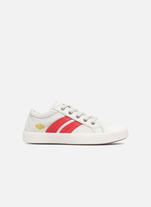 Sneakers Palladium Pallaflame Low Cvs K Bianco immagine posteriore