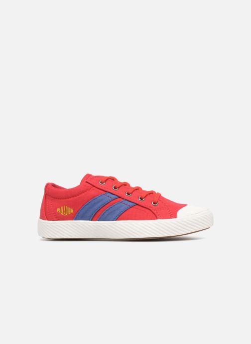 Sneaker Palladium Pallaflame Low Cvs K rot ansicht von hinten