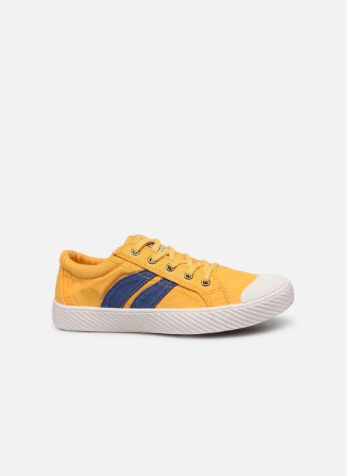 Sneakers Palladium Pallaflame Low Cvs K Geel achterkant