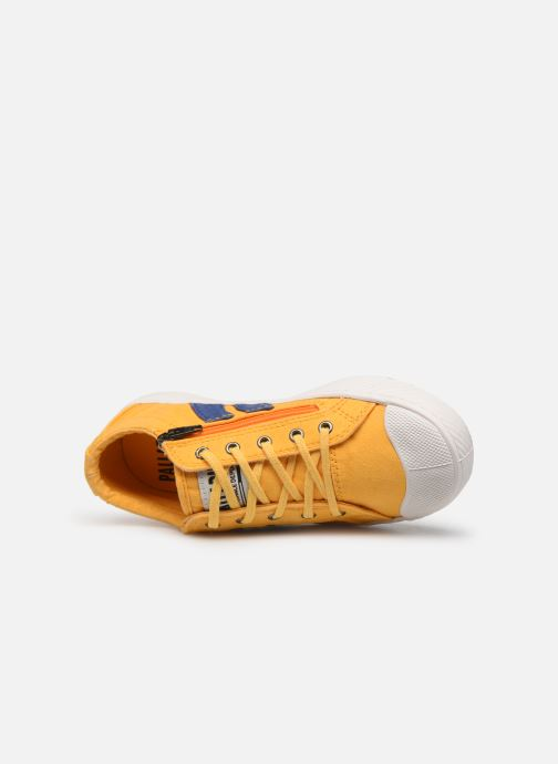 Sneakers Palladium Pallaflame Low Cvs K Gul se fra venstre