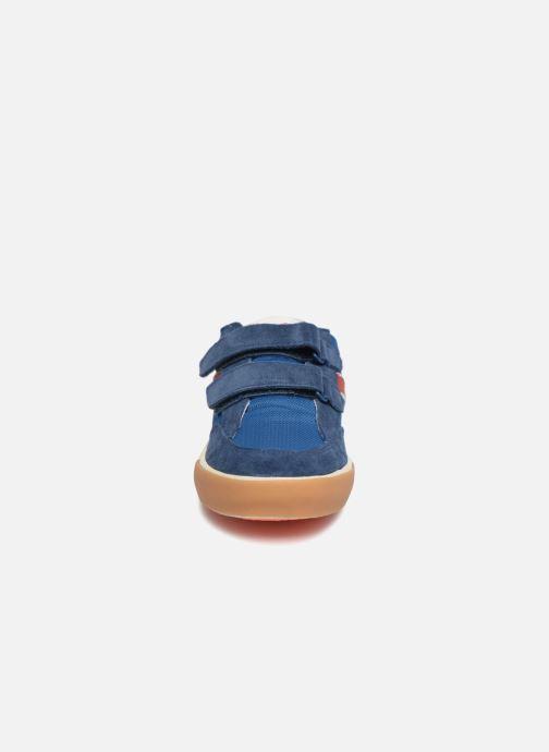 Baskets P-L-D-M By Palladium Vincey Bleu vue portées chaussures