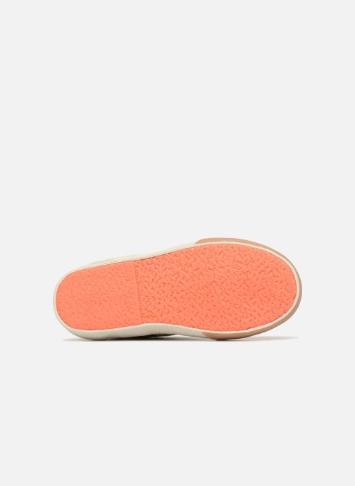 Trainers P-L-D-M By Palladium Vincey Orange view from above