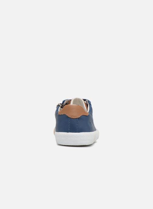 Baskets P-L-D-M By Palladium Vaneska Nca Bleu vue droite