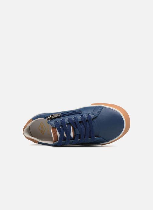 Sneaker P-L-D-M By Palladium Vaneska Nca blau ansicht von links