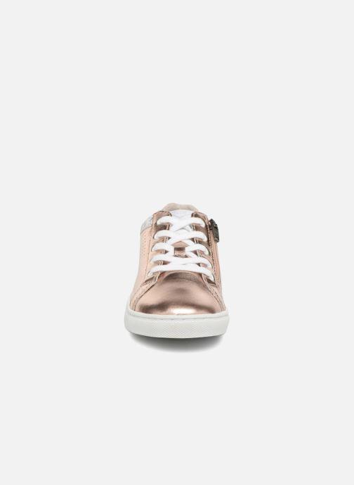 Baskets P-L-D-M By Palladium Pacific Ilm Argent vue portées chaussures