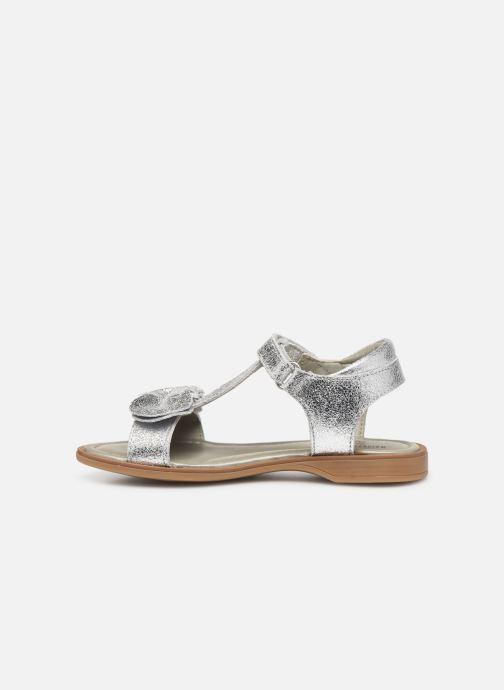 Sandals P-L-D-M By Palladium Siggy Silver front view