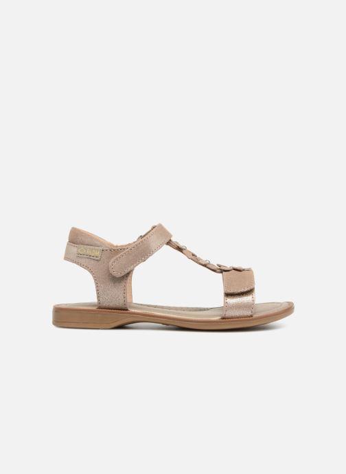 Sandali e scarpe aperte P-L-D-M By Palladium Salute Argento immagine posteriore