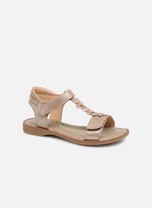 Sandali e scarpe aperte P-L-D-M By Palladium Salute Argento vedi dettaglio/paio
