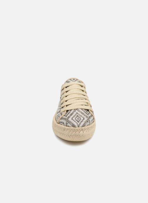 Espadrilles Rondinaud Taute Argent vue portées chaussures