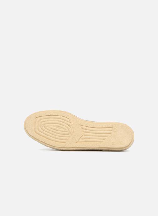 Scarpe di corda Rondinaud Taute Argento immagine dall'alto