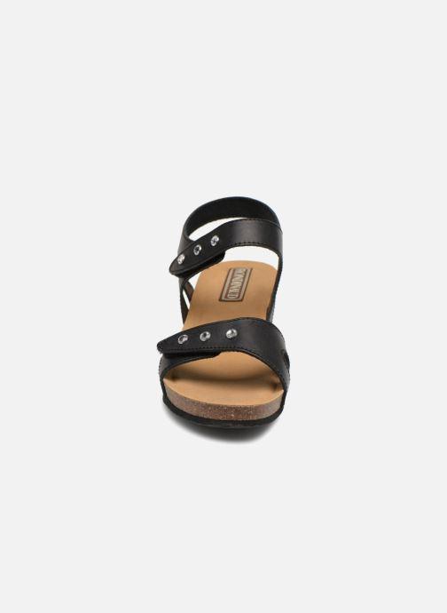 Sandali e scarpe aperte Rondinaud Vero Nero modello indossato