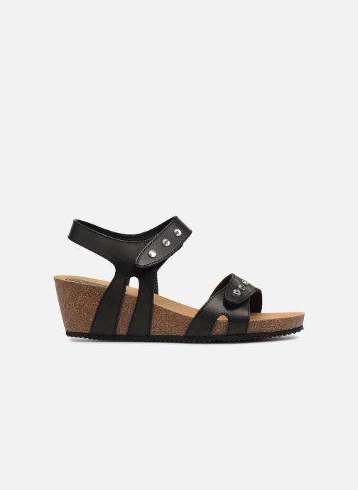 Sandali e scarpe aperte Rondinaud Vero Nero immagine posteriore