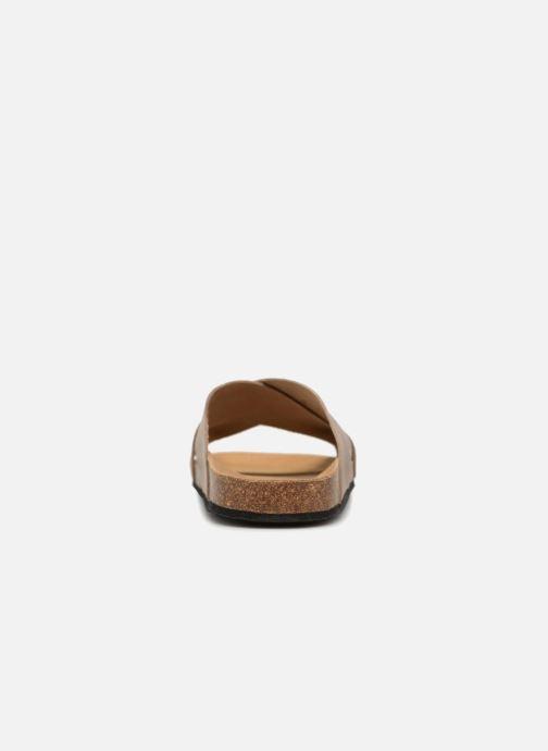 Sandali e scarpe aperte Rondinaud Gouet Marrone immagine destra