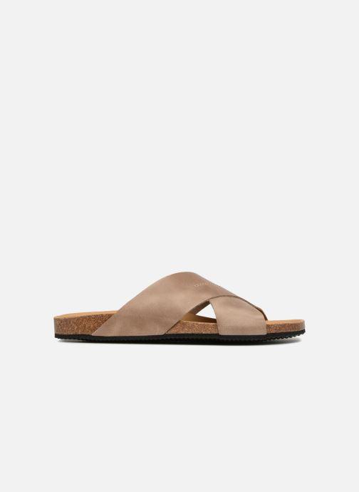 Sandales et nu-pieds Rondinaud Gouet Marron vue derrière