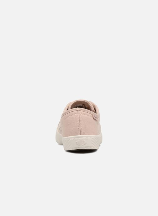 Sneakers Palladium Pallaphoenix Og Cvs Rosa immagine destra