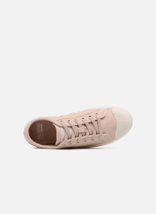 Sneakers Palladium Pallaphoenix Og Cvs Rosa immagine sinistra