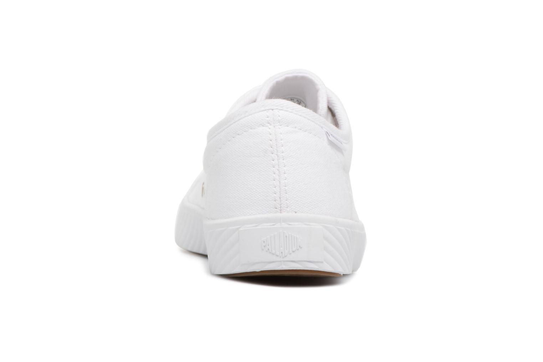Baskets Palladium Pallaphoenix O C U Blanc vue droite