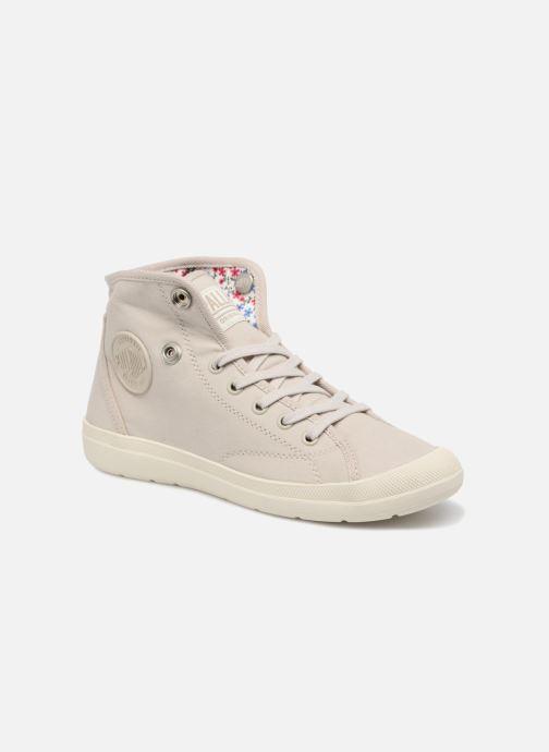 Sneakers Palladium Aventure Beige 3/4 billede