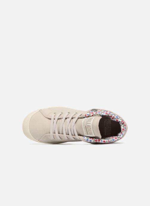 Sneakers Palladium Aventure Beige immagine sinistra