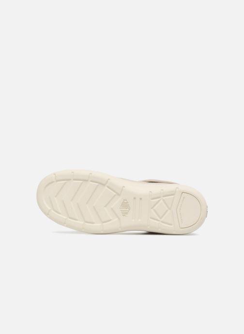 Sneakers Palladium Aventure Beige immagine dall'alto