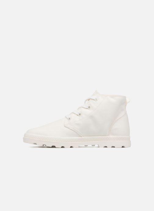 Sneakers Palladium Pampa Free Cvsw Beige immagine frontale