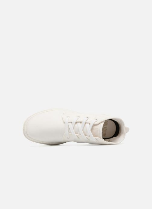 Sneakers Palladium Pampa Free Cvsw Beige immagine sinistra