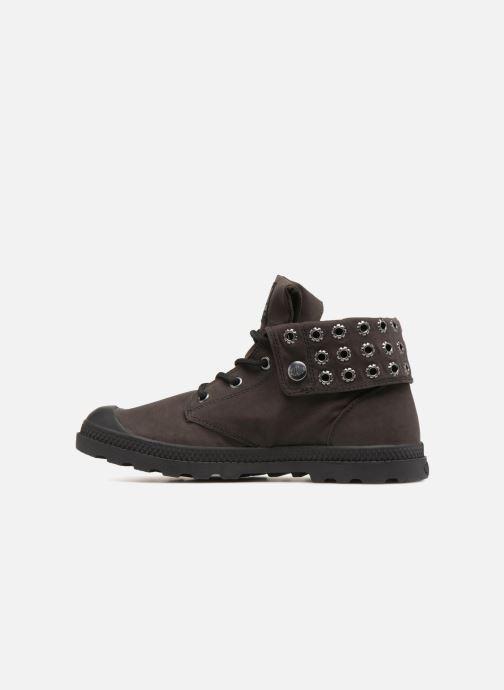 Sneaker Palladium BGY LO  LP SP W schwarz ansicht von vorne